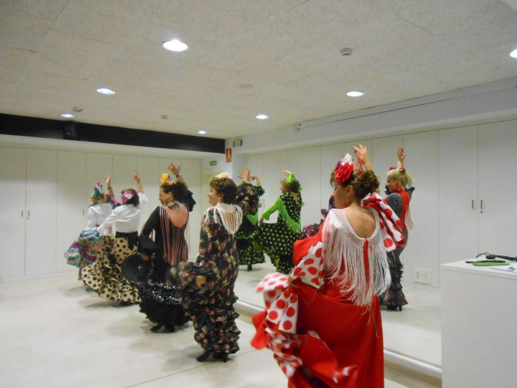 Grupo de Sevillanas